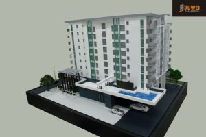 Architectural Scale Model Making, Residential Model Made of Plastic (JW-192) pictures & photos