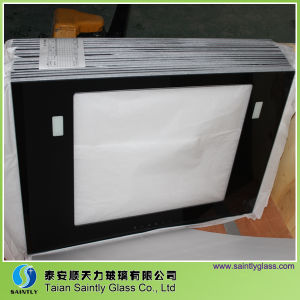 Tempered Cooker Hood Glass/Decorative Glass for Lampblack Machine pictures & photos