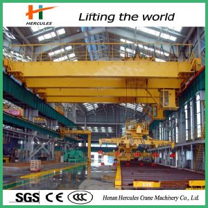 50t Double Girders Overhead Crane with Low Price pictures & photos