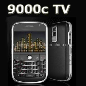 Unlocked Phones Quad Band Mobile Phone 9000c TV Dual SIM Qwerty Phone