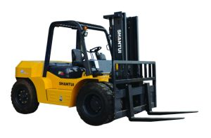 Forklift Truck 8 Ton with Chinese Engine pictures & photos