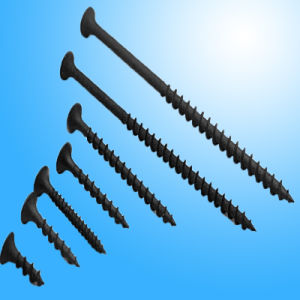 Black Drywall Screw for Gypsum Board pictures & photos