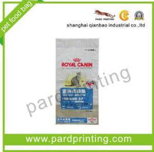 Plastic Pet Food Packaging Bag (QBP-1442)
