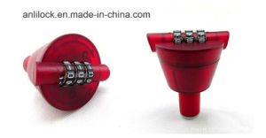 Bottle Trick Lock, The Red Wine Anti-Theft Lock, Glass Lock pictures & photos