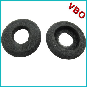 High Quality Imported Fire Protection Foam Ear Cushion for Telephone Headsets pictures & photos