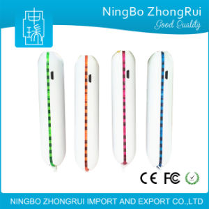 2016 New Product 2600 mAh Mobile Power Bank with LED Indicator Light pictures & photos