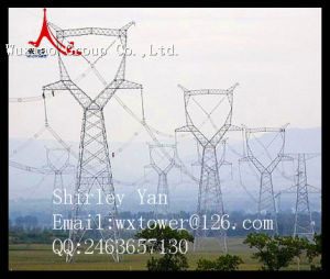 Power Transmission and Distribution Steel Tower pictures & photos