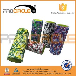 2015 Camouflage Spiral Shaped Massage Foam Roller pictures & photos