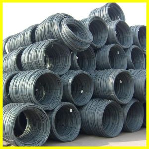5.5mm 6.5mm Low Carbon Steel Wire Rod pictures & photos