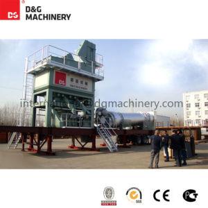 100 T/H-123t/H Mobile Asphalt Batching Plant pictures & photos