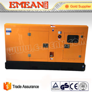 Cummins Soundproof Type Generator Water-Cooled Diesel Generator (EXW) pictures & photos