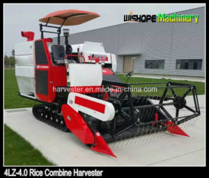 Farm Machinery Rice Combine Harvester 4lz-4.0 Made in China pictures & photos