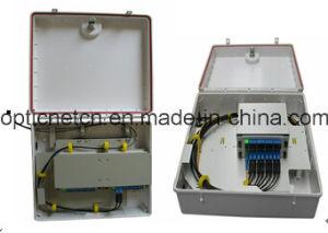 Fiber Optic Terminal Box Optical Splitter with Terminal Box pictures & photos