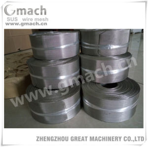Stainless Steel Wire Mesh for Auto Screen Changer pictures & photos