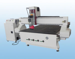 Ce Approved CNC Engraver M25A for Wood pictures & photos