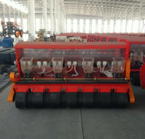 Air Suction Wheat Seeder/Planter with Fertilizer Seed Drill