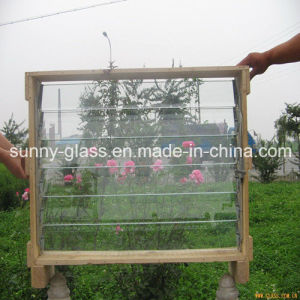 3-6mm Clear / Colored Louver Glass for Construction or Decoration pictures & photos