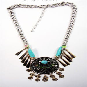 New Item Zinc Pendant Unique Design Fashion Jewelry Necklace pictures & photos