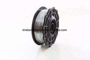 China 0.8mm Galvanized Rebar Tying Wire Coil for Rebar Tier Machine pictures & photos