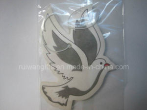 Custom Bird Shape Hanging Car Air Freshener pictures & photos