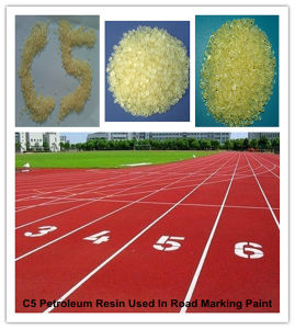 China Resin C5 Petroleum Resin Road Marking Paint China Manufacture pictures & photos