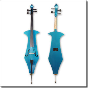 4 String Colorful Solidwood Electric Cello (CE502) pictures & photos