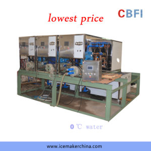 Cbfi R22 Refrigerant Water Cooling Chiller Price (VDS100) pictures & photos