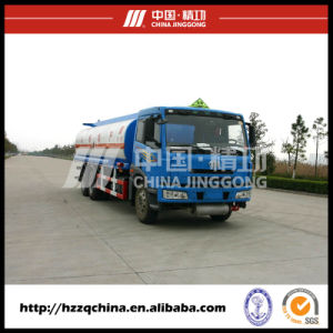 Brand New24700liters Fuel Tanker Truck Fuel Tank Transportation (HZZ5253GJY) pictures & photos