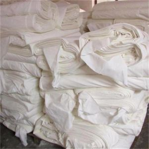 Grey Viscose Rayon Fabric Made by Man-Made Fiber pictures & photos
