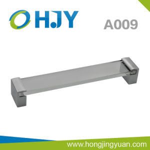 Aluminum Profile and Glass Kitchen Handle