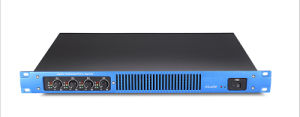 High Quality 4 Channels Class D Power Amplifier