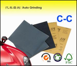 Waterproof Abrasive Paper Sheet C-C
