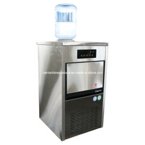 60kgs Outdoor Self Feed Cube Ice Machine for Commercial Use pictures & photos