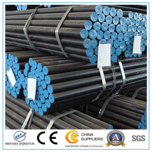 Hot Rolled Seamless Steel Pipe pictures & photos