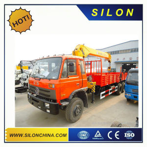 Sinotruk HOWO 6X4 Crane Mounted Truck pictures & photos