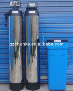 Chunke Stainless Steel 304 Water Softener Filter for Boiler pictures & photos
