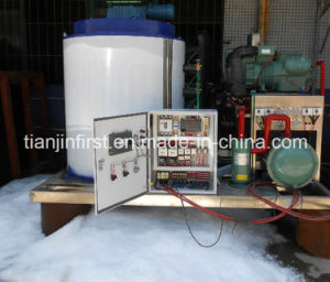 Ice Machinery Professional Flake Ice Maker Machine pictures & photos