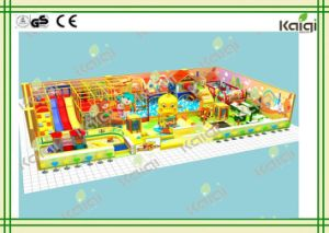 Kaiqi Candy Indoor Playground for Sale/Candy Yellow Indoor Playground /Kids Soft Play/Indoor Playground pictures & photos