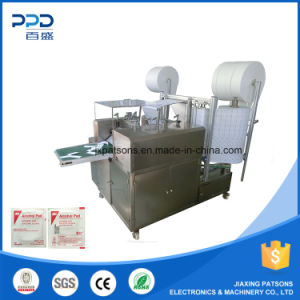 China Good Quality Ce Approved Vertical Alcohol Swab Packaging Machinery pictures & photos