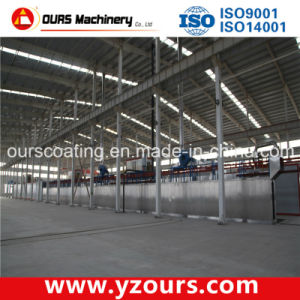 Aluminum Profile Electrostatic Powder Coating Equipment/Line/Machine pictures & photos