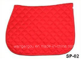 Saddle Pad, Saddle Cloth, Horse Product (SP-02) pictures & photos