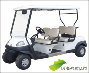 48V 4 Seat Electric Golf Car 418gdb pictures & photos