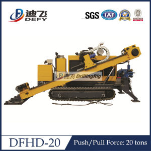20 Tons Pulling Force Horizontal Directional Drilling Rig pictures & photos