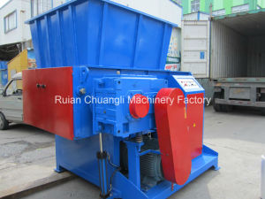 Single-Shaft Plastic Shredder pictures & photos