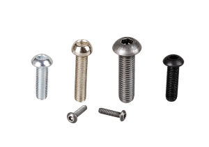 Hexagon Socket Button Screw, ISO 7380 pictures & photos