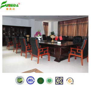 MDF High Quality Conference Table with Wood Veneer pictures & photos