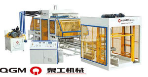 Cement Hollow Block Machine (QT10-15) pictures & photos