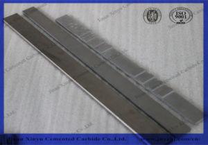 Tungsten Carbide Flat/Tungsten Carbide Strip/Tungsten Carbide Bar pictures & photos