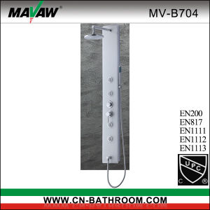 Safety Glass Series Shower Panel (MV-B704)
