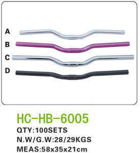 Lady Bicycle Steel Handlebar (HB-6005) pictures & photos
